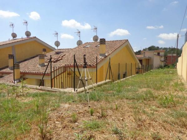 Villetta a schiera in vendita a Roma, Selva Nera, Con giardino, 190 mq - Foto 14