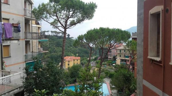 Appartamento in vendita a Camogli, Con giardino, 80 mq