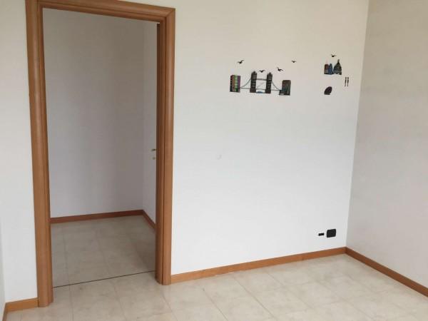 Ufficio in vendita a Nichelino, Con giardino, 80 mq - Foto 8