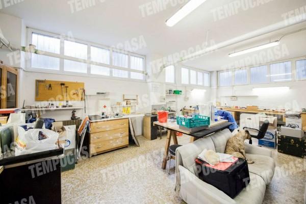Appartamento in vendita a Milano, Affori Centro, Con giardino, 150 mq - Foto 13