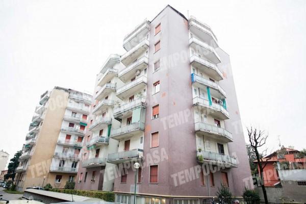 Appartamento in vendita a Milano, Affori Centro, Con giardino, 150 mq - Foto 3