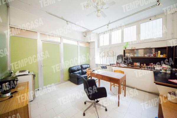 Appartamento in vendita a Milano, Affori Centro, Con giardino, 150 mq - Foto 25