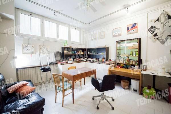 Appartamento in vendita a Milano, Affori Centro, Con giardino, 150 mq - Foto 26