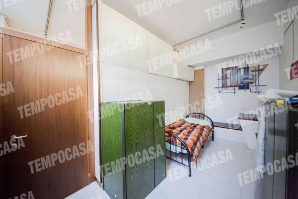 Appartamento in vendita a Milano, Affori Centro, Con giardino, 150 mq - Foto 12