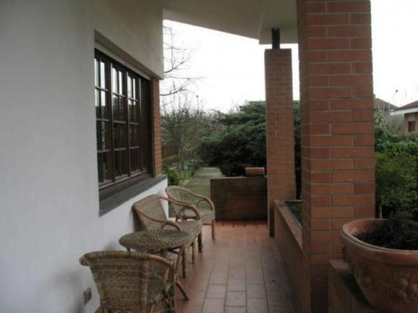 Villa in affitto a Vinovo, Le Torrette, Con giardino, 280 mq