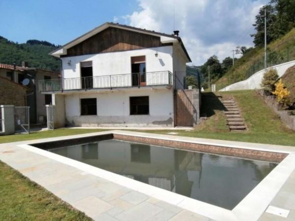 Villa in vendita a Bagni di Lucca, 200 mq - Foto 19