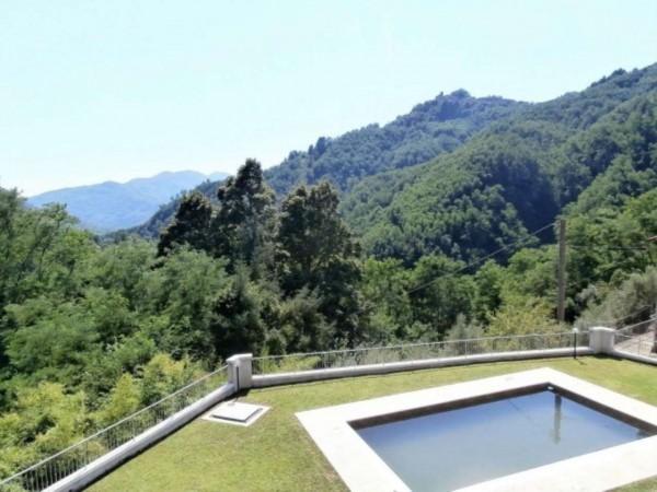 Villa in vendita a Bagni di Lucca, 200 mq