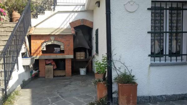 Appartamento in affitto a Uscio, Calcinara, Con giardino, 80 mq