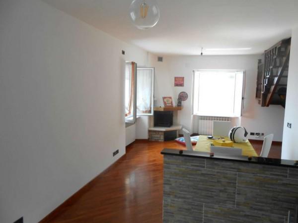 Appartamento in vendita a Genova, Adiacenze Chiapparo, Con giardino, 120 mq - Foto 45