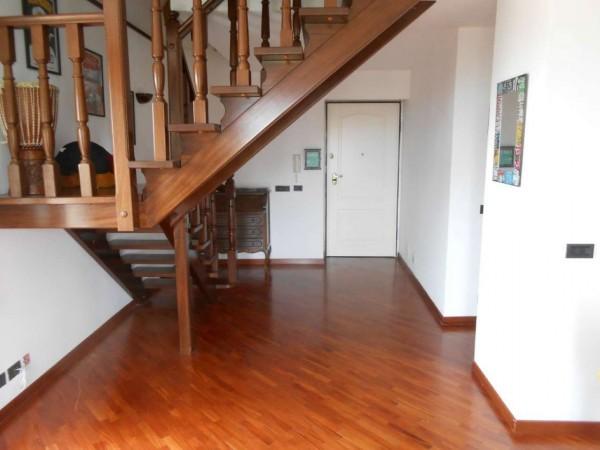 Appartamento in vendita a Genova, Adiacenze Chiapparo, Con giardino, 120 mq - Foto 51
