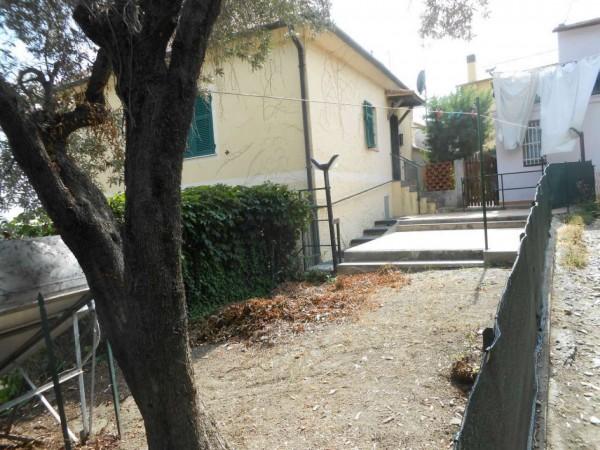 Appartamento in vendita a Genova, Adiacenze Chiapparo, Con giardino, 120 mq - Foto 63