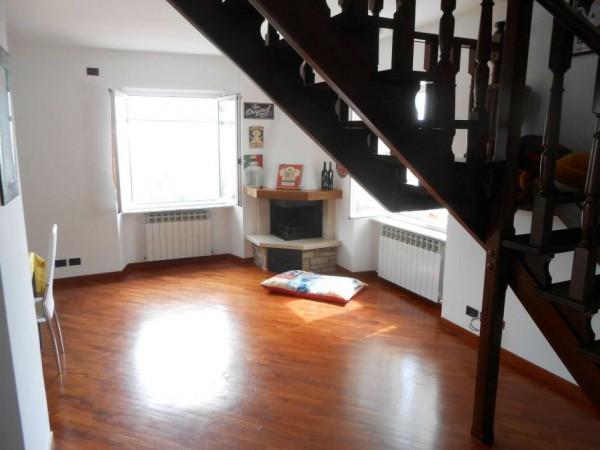 Appartamento in vendita a Genova, Adiacenze Chiapparo, Con giardino, 120 mq - Foto 54