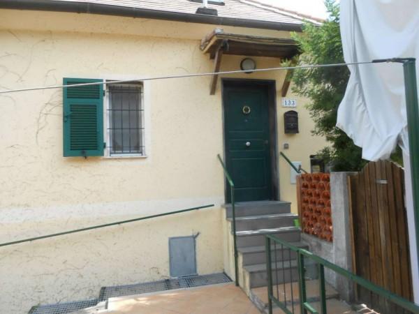 Appartamento in vendita a Genova, Adiacenze Chiapparo, Con giardino, 120 mq - Foto 9