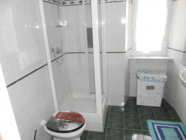 Appartamento in vendita a Genova, Adiacenze Chiapparo, Con giardino, 120 mq - Foto 37