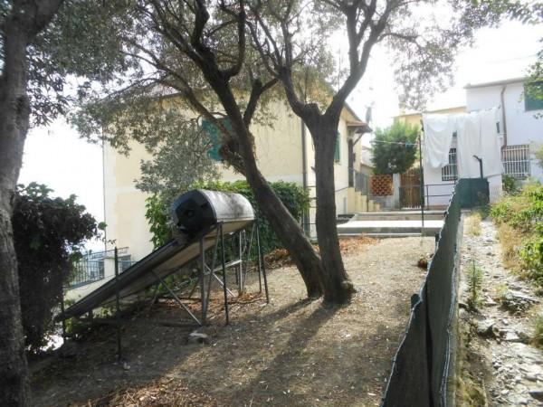 Appartamento in vendita a Genova, Adiacenze Chiapparo, Con giardino, 120 mq - Foto 6