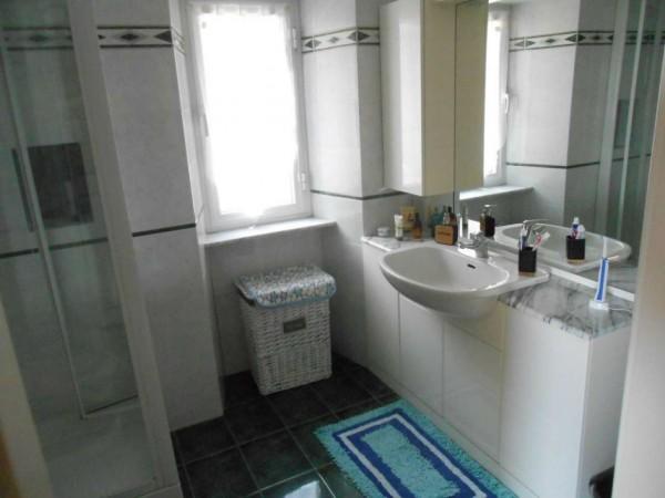 Appartamento in vendita a Genova, Adiacenze Chiapparo, Con giardino, 120 mq - Foto 38