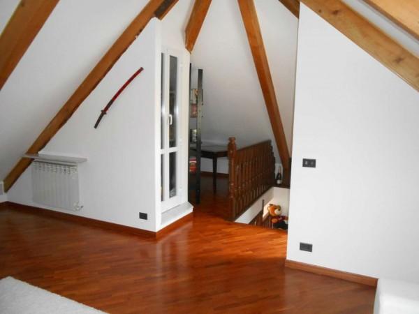 Appartamento in vendita a Genova, Adiacenze Chiapparo, Con giardino, 120 mq - Foto 14