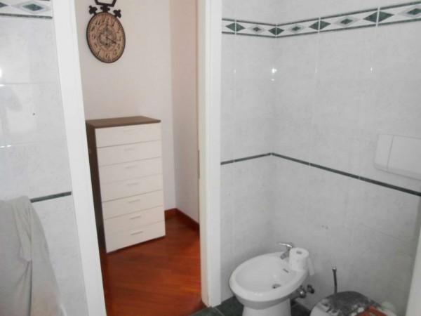Appartamento in vendita a Genova, Adiacenze Chiapparo, Con giardino, 120 mq - Foto 34