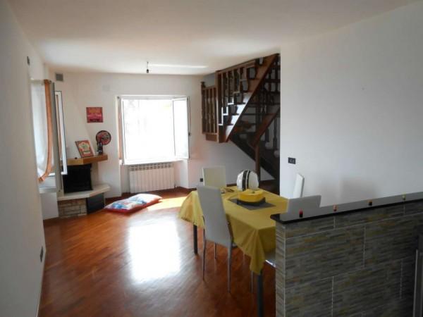 Appartamento in vendita a Genova, Adiacenze Chiapparo, Con giardino, 120 mq - Foto 44