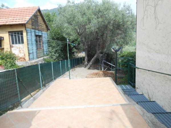 Appartamento in vendita a Genova, Adiacenze Chiapparo, Con giardino, 120 mq - Foto 62