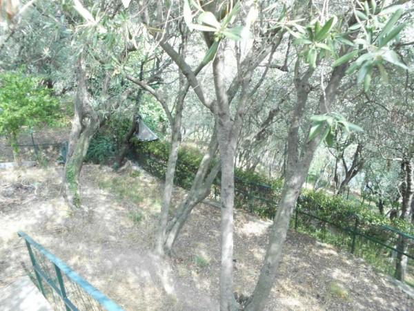Appartamento in vendita a Genova, Adiacenze Chiapparo, Con giardino, 120 mq - Foto 3