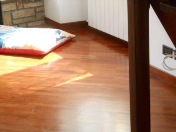 Appartamento in vendita a Genova, Adiacenze Chiapparo, Con giardino, 120 mq - Foto 56