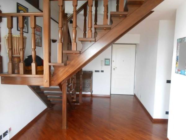 Appartamento in vendita a Genova, Adiacenze Chiapparo, Con giardino, 120 mq - Foto 49