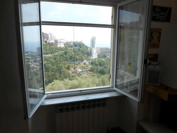 Appartamento in vendita a Genova, Adiacenze Chiapparo, Con giardino, 120 mq - Foto 43