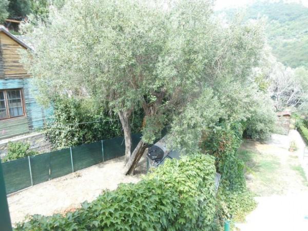 Appartamento in vendita a Genova, Adiacenze Chiapparo, Con giardino, 120 mq - Foto 32