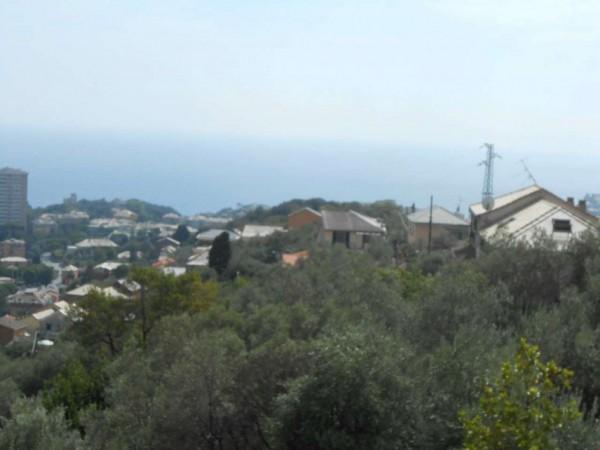 Appartamento in vendita a Genova, Adiacenze Chiapparo, Con giardino, 120 mq - Foto 41