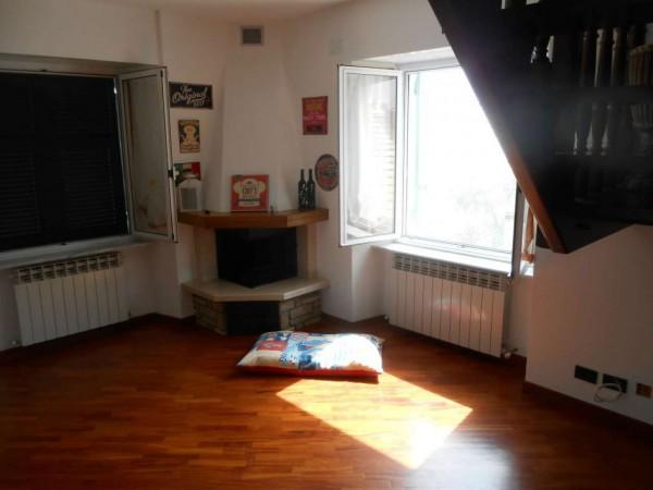 Appartamento in vendita a Genova, Adiacenze Chiapparo, Con giardino, 120 mq - Foto 25