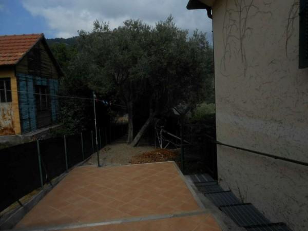 Appartamento in vendita a Genova, Adiacenze Chiapparo, Con giardino, 120 mq - Foto 10