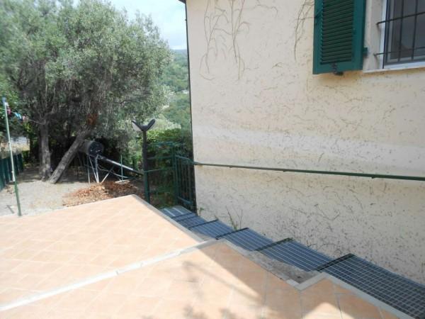 Appartamento in vendita a Genova, Adiacenze Chiapparo, Con giardino, 120 mq - Foto 60