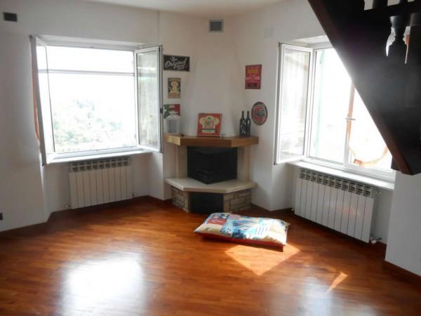 Appartamento in vendita a Genova, Adiacenze Chiapparo, Con giardino, 120 mq - Foto 53
