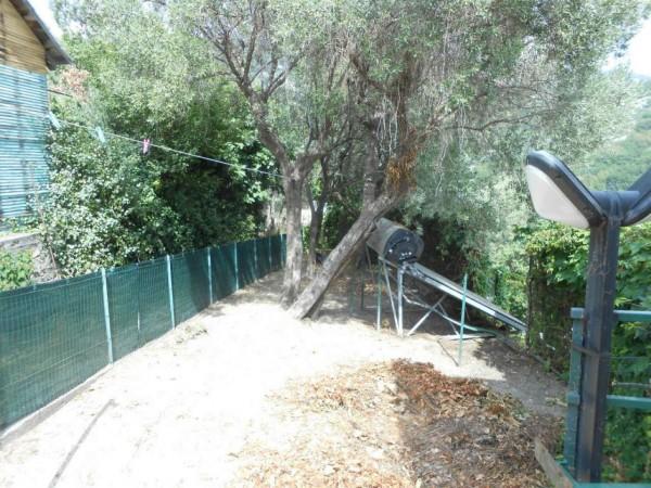Appartamento in vendita a Genova, Adiacenze Chiapparo, Con giardino, 120 mq - Foto 1