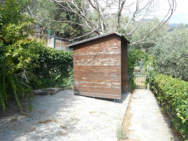 Appartamento in vendita a Genova, Adiacenze Chiapparo, Con giardino, 120 mq - Foto 5