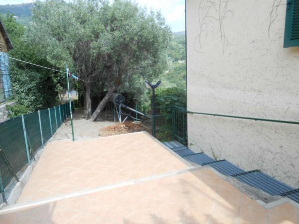 Appartamento in vendita a Genova, Adiacenze Chiapparo, Con giardino, 120 mq - Foto 61