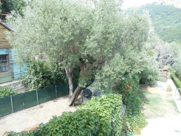Appartamento in vendita a Genova, Adiacenze Chiapparo, Con giardino, 120 mq - Foto 33