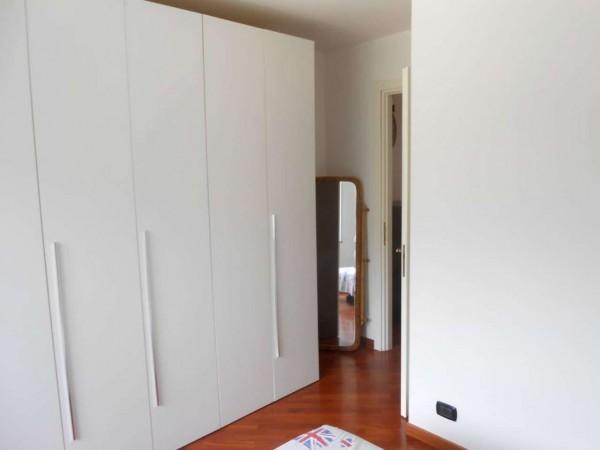 Appartamento in vendita a Genova, Adiacenze Chiapparo, Con giardino, 120 mq - Foto 29