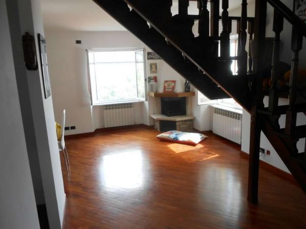 Appartamento in vendita a Genova, Adiacenze Chiapparo, Con giardino, 120 mq - Foto 55
