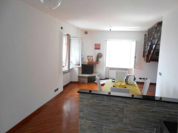 Appartamento in vendita a Genova, Adiacenze Chiapparo, Con giardino, 120 mq - Foto 48