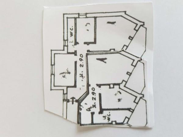 Appartamento in vendita a Varese, Centro, 110 mq - Foto 32