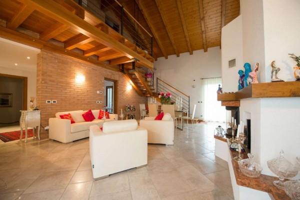 Villa in vendita a Cassacco, Martinazzo, Con giardino, 350 mq - Foto 5
