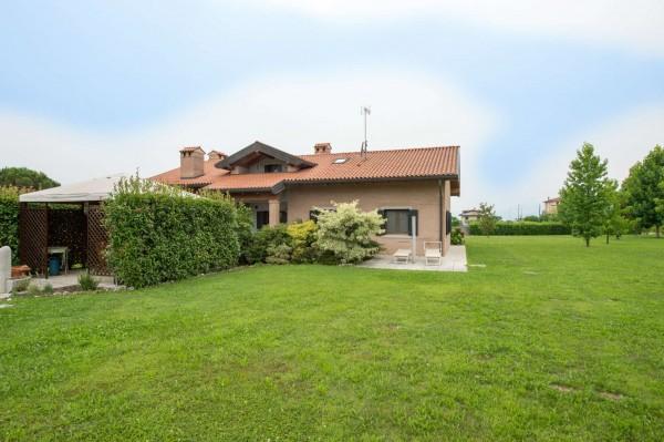 Villa in vendita a Cassacco, Martinazzo, Con giardino, 350 mq - Foto 23