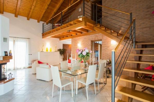 Villa in vendita a Cassacco, Martinazzo, Con giardino, 350 mq - Foto 19