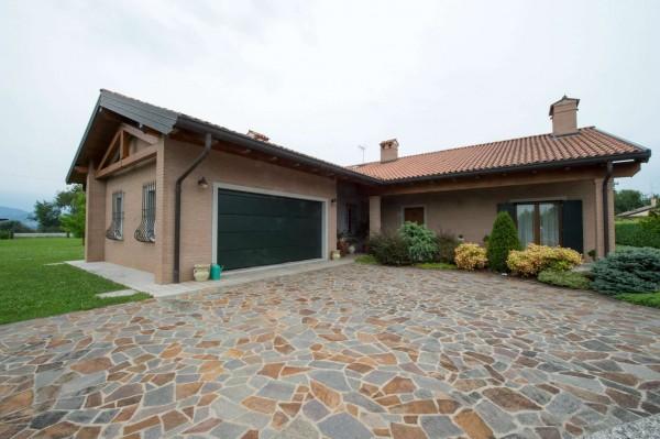 Villa in vendita a Cassacco, Martinazzo, Con giardino, 350 mq - Foto 24