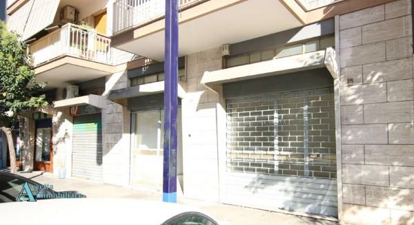 Negozio in vendita a Taranto, Semicentrale, 104 mq - Foto 4