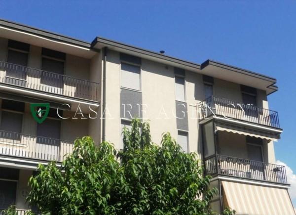 Appartamento in vendita a Varese, Biumo Superiore, Con giardino, 90 mq - Foto 3