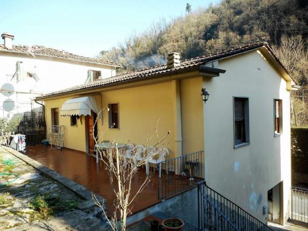 Casa indipendente in vendita a Bagni di Lucca, 150 mq
