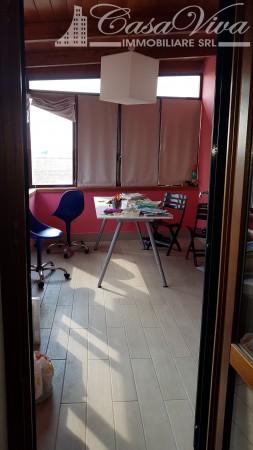Villetta a schiera in vendita a Recale, Pastorificio, 320 mq - Foto 22